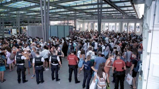 Hoe vorige zomer situatie ontspoorde in station van Oostende