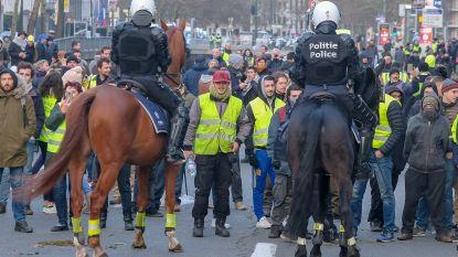 Van gele hesjes tot Catalaanse kwestie: 1.000 betogingen trokken in 2018 door hoofdstad