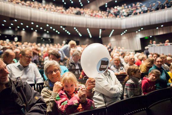 Het Concertgebouw staat weer centraal tijdens Iedereen Klassiek.