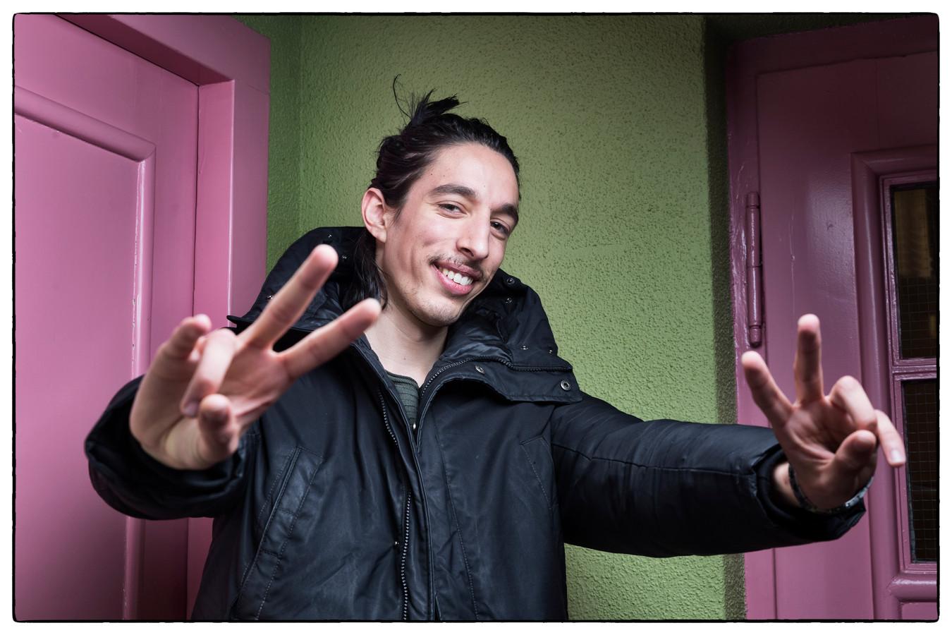 Ismail Ilgun, bekend als 'de treiter vlogger' uit Zaandam.