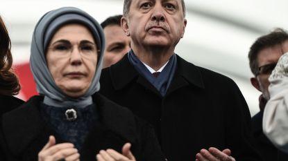 """Omwonenden en milieuactivisten klagen Erdogans """"megalomane kanaal"""" aan: 150 meter breed, 45 kilometer lang"""