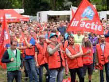 Werkgevers metaal gaan niet in op eindbod bonden; stakingen en acties dreigen