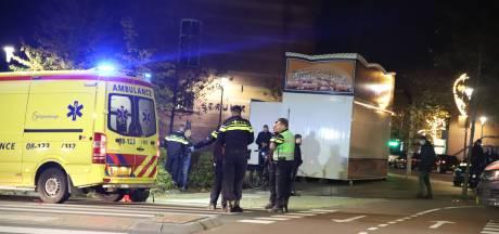 Passagier scooter raakt gewond bij aanrijding in Geldermalsen