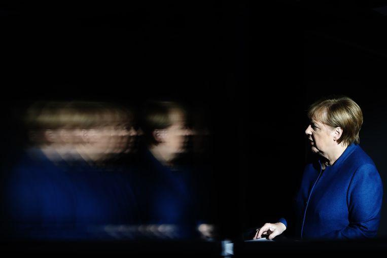 Duitse media: Merkel niet meer beschikbaar als partijvoorzitter CDU