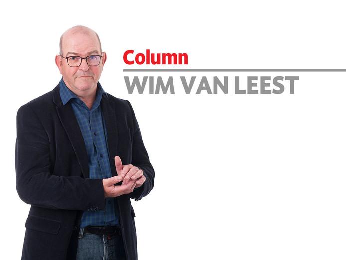 Column Wim van Leest