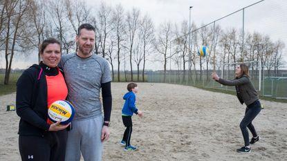 Leer beachvolley spelen bij ex-olympiër