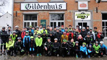 Dworpse Bikers Classic aan twaalfde editie toe: Warme douches en gezellige 'après' wachten op mountainbikers aan de finish