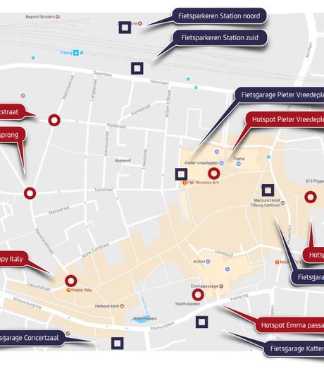 Top 6 fietsenoverlast stadshart (plus mogelijke oplossingen)