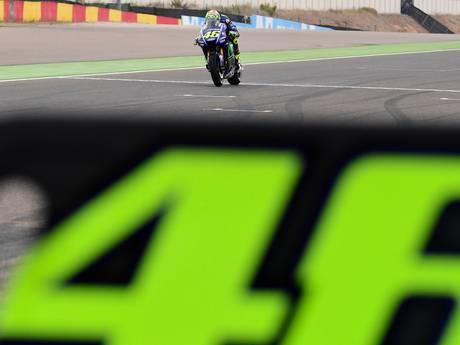 Rossi doet Van der Mark versteld staan