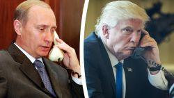 Trump belde naar Poetin: dit is wat beide wereldleiders met elkaar afspraken
