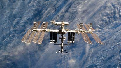 Ruimtestation ISS lekt ongebruikelijk veel lucht