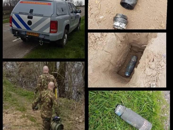 Magneetvisser Werkendam vindt granaat en neemt explosief mee naar huis: 'Doe dat nooit!'