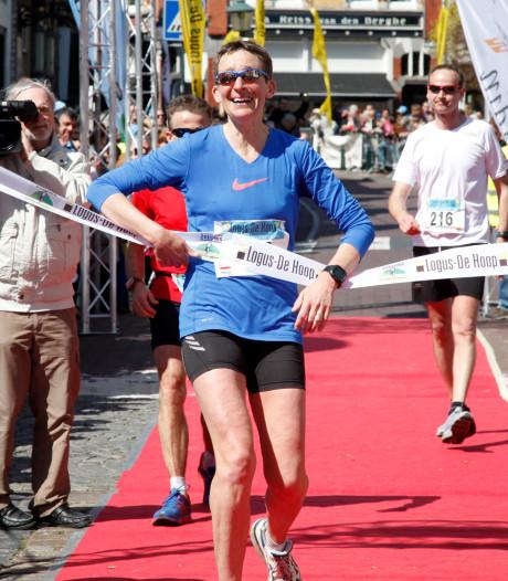 Ingrid IJsebaert is wéér de snelste