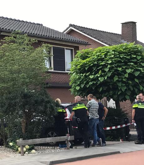 Man gewond bij gewapende overval in woning Wehl