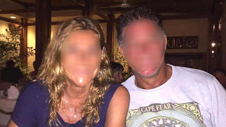 De twee verdachten: schoondochter Susanne H. (57) en Zoon Hans W. (57). Beeld Facebook
