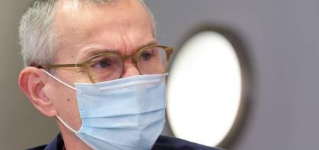 """""""Un assouplissement de dernière minute avant les fêtes est exclu"""", prévient Frank Vandenbroucke"""