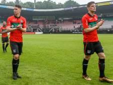 NEC pakt toch een prijs: beste veld van eerste divisie