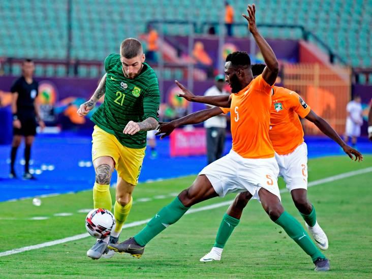 Invaller Veldwijk kan nederlaag Zuid-Afrika niet voorkomen