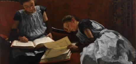 Fraai eerbetoon aan Haags impressionist Willem Bastiaan Tholen in Dordrechts Museum