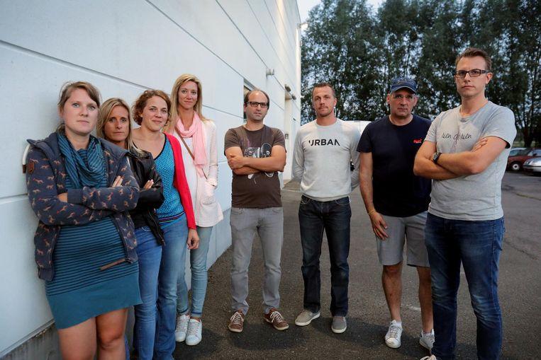 Deze Oostkampenaars organiseren de hulp voor het getroffen gezin.