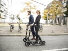 Ook Duitsland staat elektro-step toe om binnensteden te ontlasten