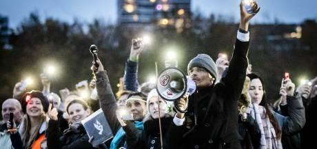 Tegenstanders coronaspoedwet demonstreren morgen in Den Haag