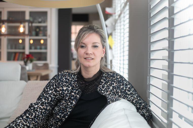 Leen Janssens uit Lommel is blind aan 1 oog na een routineoperatie.