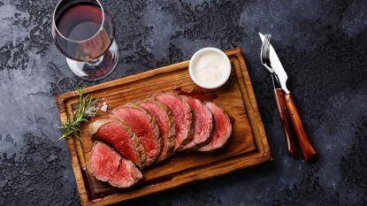 Minder rood vlees eten? Wetenschappers geloven nu dat dat advies al die tijd fout was