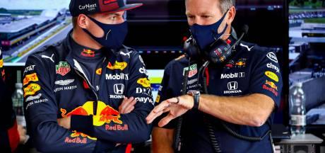 Teambaas Red Bull: 'Pitstop Verstappen was nodig'