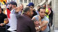 Betoging tegen Gaza-oorlog loopt uit de hand