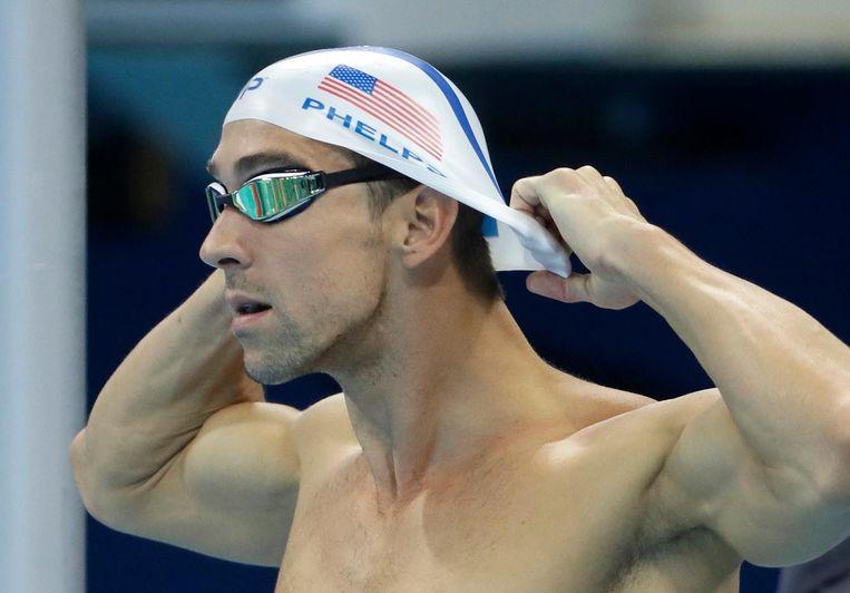 Phelps. Beeld ap