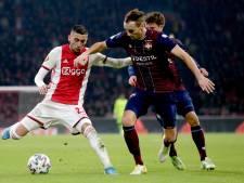 Heerkens niet bij training Willem II, Nunnely haakt af