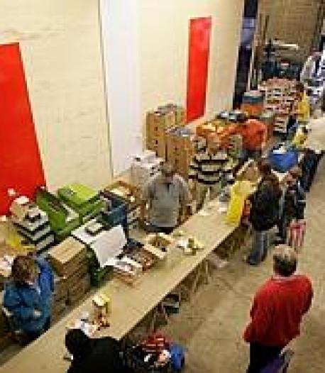 39 Supermarkten doen mee aan kerstactie Voedselbank Goed Ontmoet