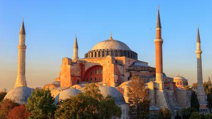"""Paus Franciscus is """"zeer gekwetst"""" dat Hagia Sophia moskee wordt"""