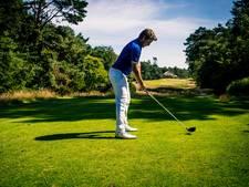 Promotie voor golfer Van Meijel
