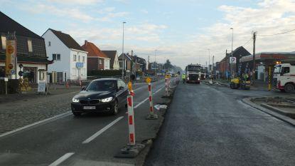 Nog tot maart aanschuiven aan kruispunt N43-Pontstraat