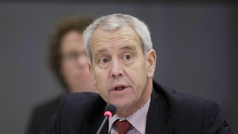 Kamerlid Johan Houwers Beeld anp