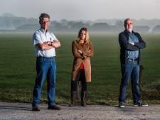 Larense Broek vreest opnieuw voor komst van tientallen windmolens. 'Het lijkt alsof ze ons dit door de strot willen duwen'