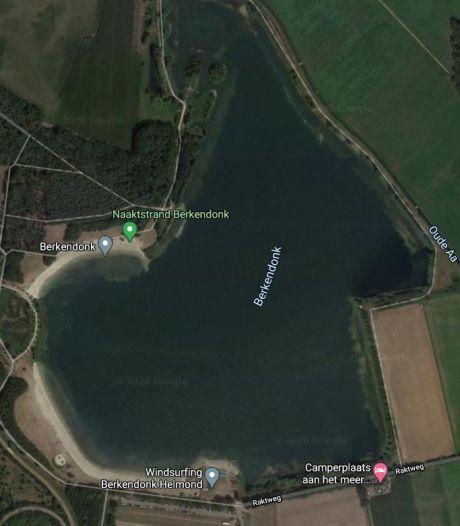 Identiteit dode man in Helmondse plas Berkendonk bekend, geen sprake van misdrijf