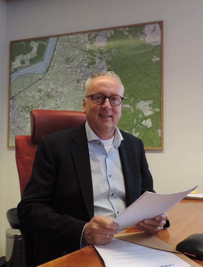 Wethouder Gerbert Priem heeft al ingegrepen in de jeugdzorg van Putten, maar de kosten stijgen nu zo hard dat een noodbrief naar de Tweede Kamer is gestuurd.