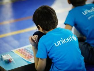Unicef zoekt 5,2 miljard euro om 190 miljoen kinderen te helpen in 149 landen