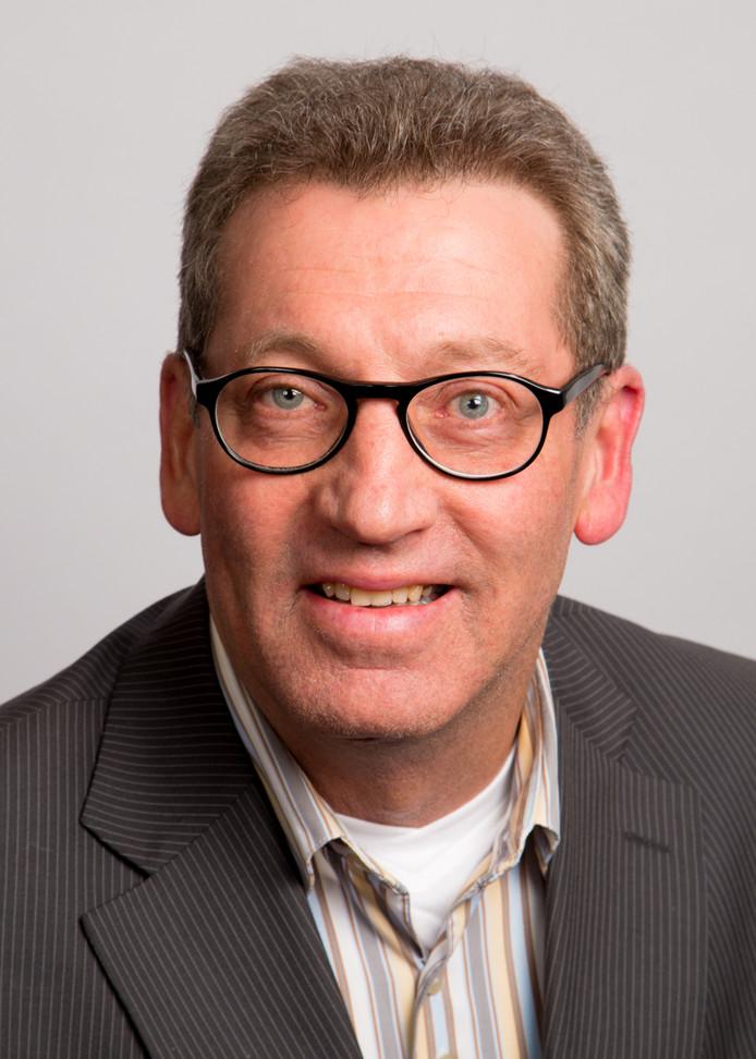 Jan de Laat, oud-wethouder voor PrO in Oisterwijk
