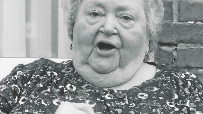 'Mama sirene' Odette Laflère (85) is overleden, jarenlang uitbaatster van café Den Anker