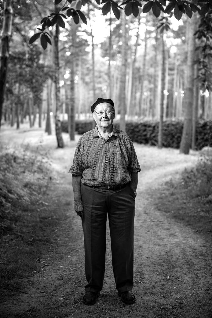 Oud-gevangene Foppe Dupon.