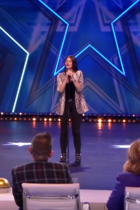 Thoolse zangeres Chimène Jeroense (15) 'in shock' na winnen Golden Ticket