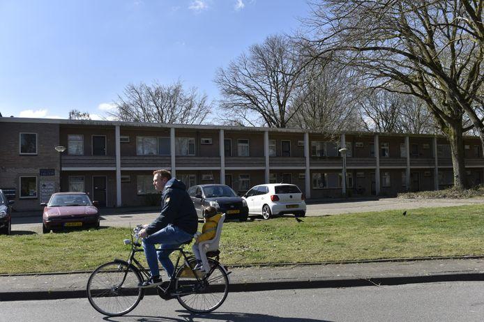 Appartementen aan de Vinkenhofjes in Nuenen.
