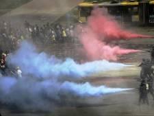 Démonstration de force de la police avant l'anniversaire de Tiananmen