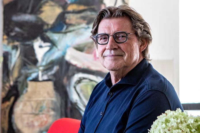 Peter Moorman is de nieuwe fractievoorzitter van de D66 Raalte en volgt Bert Terlouw op.