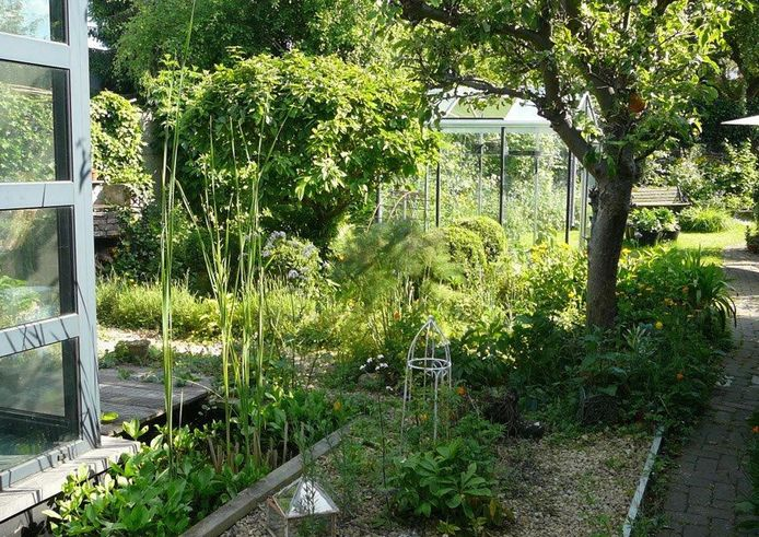 Open tuinendag in Herent
