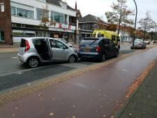 Automobilist gewond bij ongeval op Oldenzaalsestraat in Hengelo